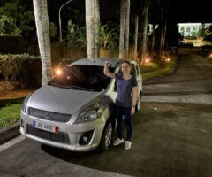 Ein langer Weg: unser Auto